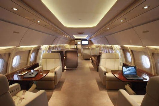 Pc Interieur Asia's Latest Private Jet News | Elite Traveler