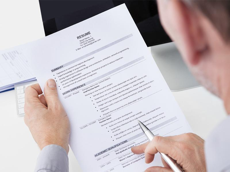 Resume Review Services Resume Review Services Start From $9
