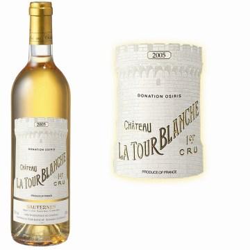 La Tour Blanche - scrumptious Sauternes