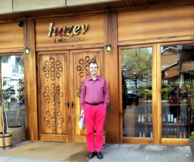 Outside the excellent Havez
