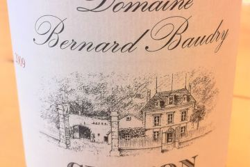 Chinon 2009, Domaine Bernard Baudry