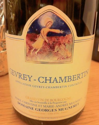 Gevrey-Chambertin 2002, Domaine Georges Mugneret
