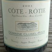 Cote-Rotie 2001, Clusel-Roch
