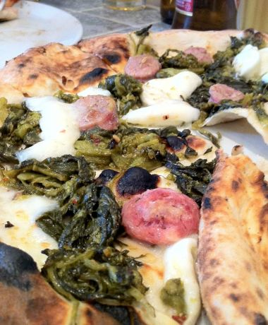 Pizza Giuseppe from Santa Maria