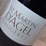 Domaine St Martin d&#039;Agel Faugeres 2008