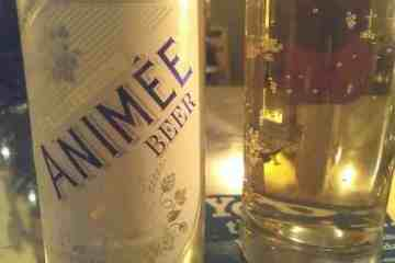 Animee lemon beer - the worst thing I have ever put in my mouth