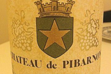 Chateau Pibarnon 1997, brown-hole Bandol