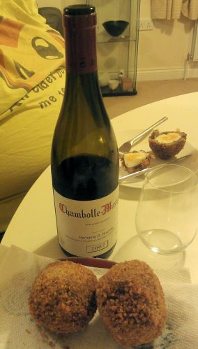 Enjoy your orbs with Chambolle, I do!