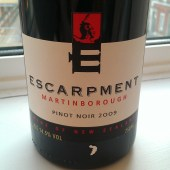 Escarpment Vineyard Pinot Noir 2009