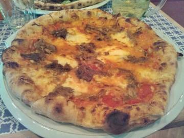 Dani's pimped pizza