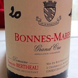 Bertheau Bonnes-Mares Grand Cru
