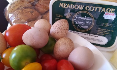 Meadow cottage ice cream