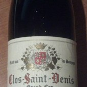 Domaine Henri Jouan Clos-Saint-Denis Grand Cru