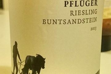Pfluger Riesling Trocken 2013
