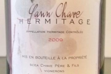 Yann Chave Hermitage 2009