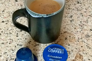 Fine Coffee Club Colombian espresso