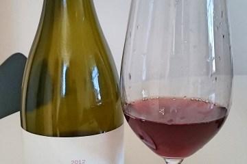 Yarra Valley Pinot Noir 2012