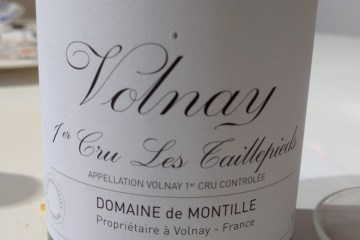 Volnay 1er Cru Taillepieds 2007 from de Montille