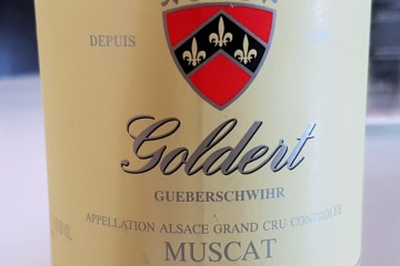 Zind-Humbrect Grand Cru Goldert Muscat 2013