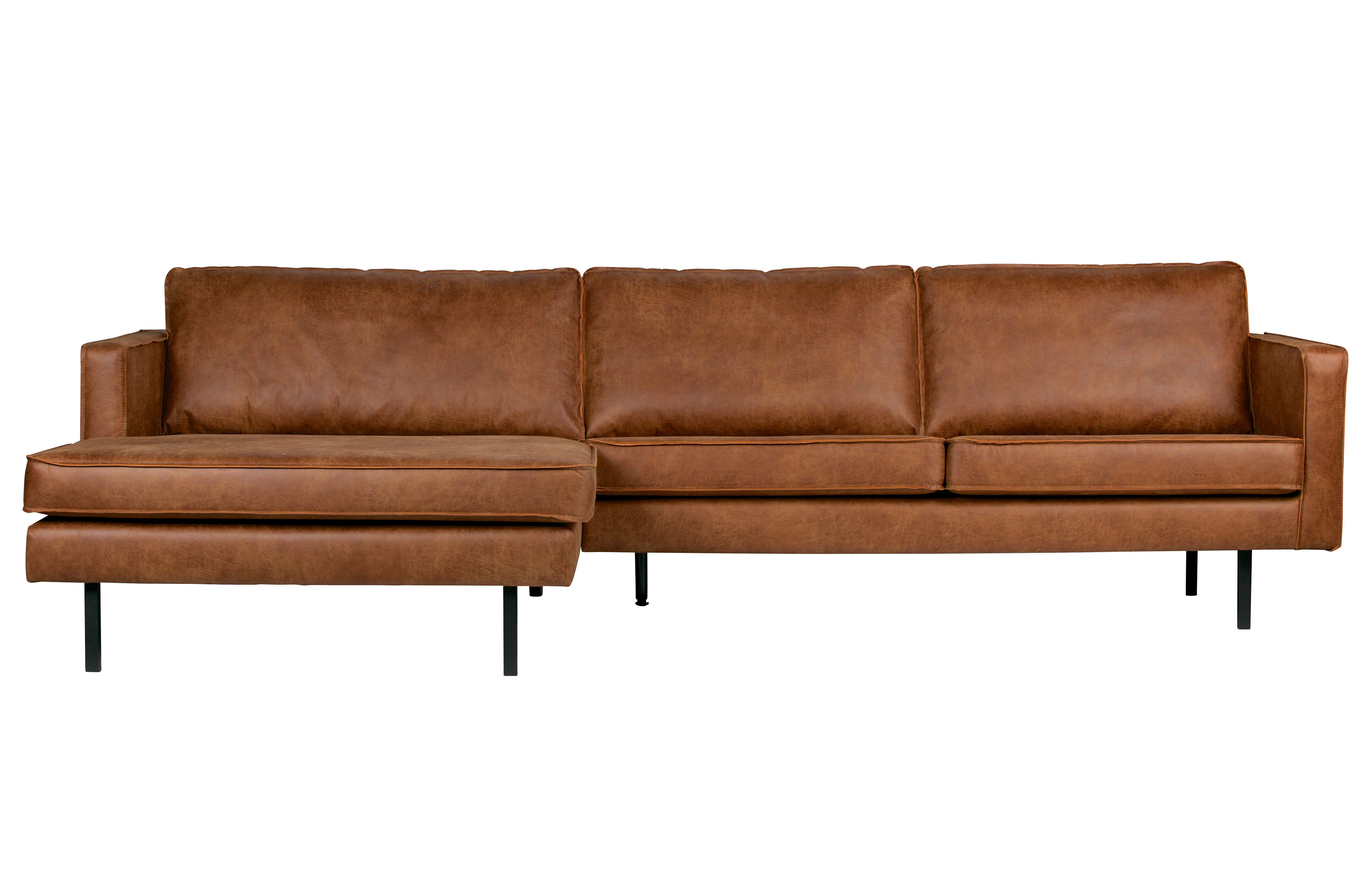 Bank Chaise Lounge Rodeo Bank Als 3 Zits Bank Met Chaise Longue Eliving