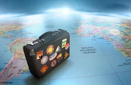 The Preacher on the Plaza Travel Log