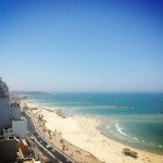 Gorgeous beaches in Tel Aviv!