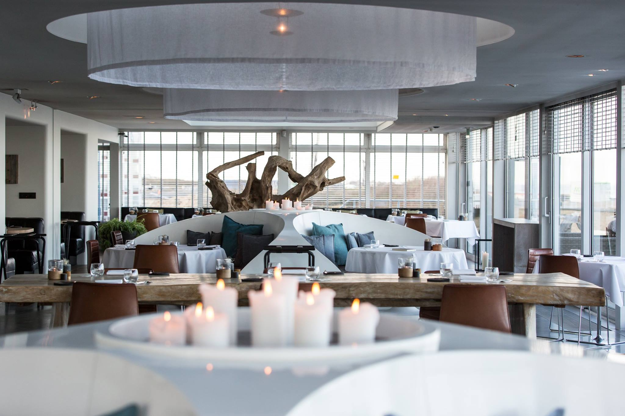 Bistro Esszimmer Am See Pure C In Cadzand The Netherlands 1 Michelin Star Review By