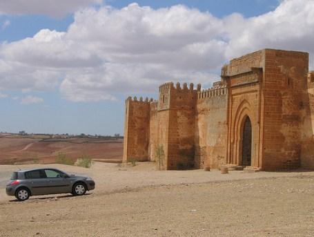 La kasbah de Boulaâouane appelle au secours BOULAO