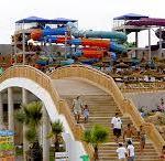 Attention, l'Aqua parc de Tamaris est interdit  aux femmes voilées.