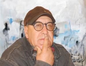 Abdellah DIBAJI : « La peinture qui parle et… qui chante »