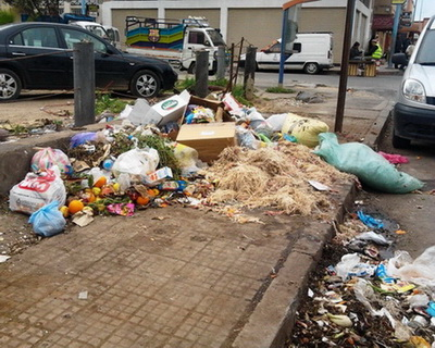 El Jadida-Pollution: le gouffre…