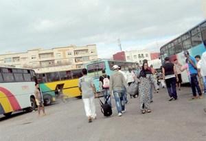 La gare routière d'El-Jadida: une honte et un danger public