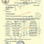 Le DHJ CHAMPION?…L'affaire du joueur nigérien Chisom Chikatara (WAC ) refait surface!!!  Aurait- on étouffé le scandale?