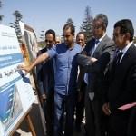 Le ministre de l'Énergie, des Mines et du Développement durable rencontre les élus locaux de la province d'El Jadida