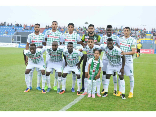 FAR- DHJ : 1- 2  Aziz El Amri perd, encore, son football face aux Jdidis
