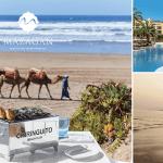 Farniente et bien-être au bord de l'océan  au Mazagan Beach & Golf Resort!