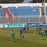 DHJ – Rachid Bernoussi : 4 – 0.  Des doukkalis en promenade de santé, face à une jeune équipe de Bernoussi , en quête de son » glorieux» passé