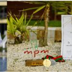 El Mehdi Ja remporte le 1er Prix MPM « Meilleures Performances Maroc »  au CREMAI 2019