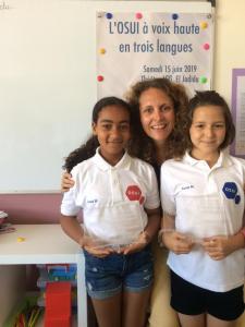 Le Lycée Français International Jean Charcot était le cœur du réseau OSUI (Office Scolaire Universitaire International) ce samedi 15 juin 2019.