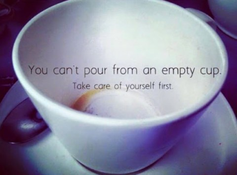 Don't start with an Empty Cup