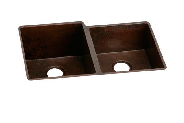 Elkay Copper 33quot X 22quot X 10quot Single Bowl Farmhouse Sink
