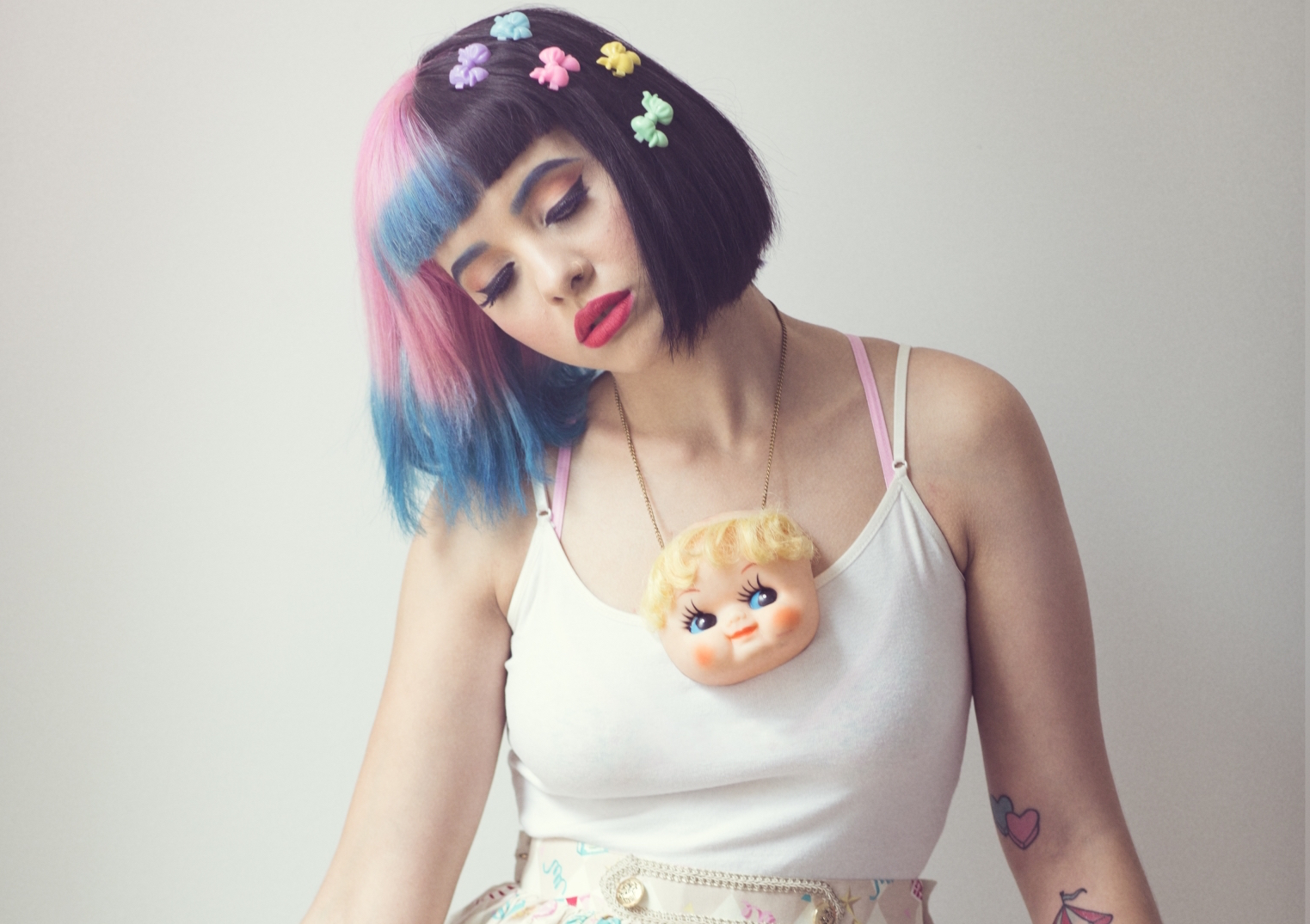 Cute Doll Hd Wallpaper For Desktop Exclusive You Won T Be Able To Get Melanie Martinez S
