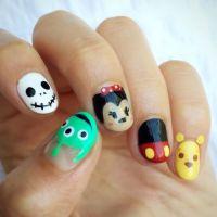 Best Nail Art for Short Nails - 15 Short Nail Art Designs