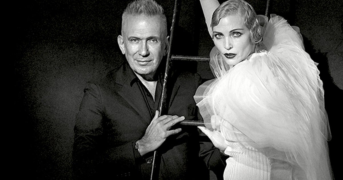 Berühmte Möbeldesigner Jean Paul Gaultier: From Sidewalk To The Catwalk – Ausstellung