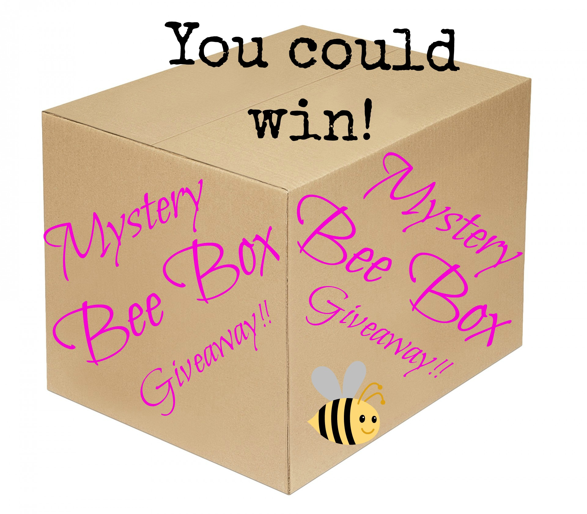 Seasonal Mystery Box Giveaway – The Bee Box!