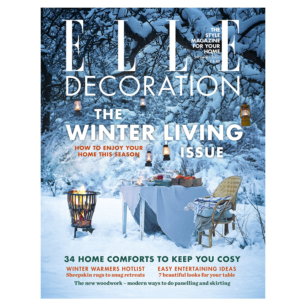 Bathroom Showrooms The January Issue 2017 - Elle Decoration Uk