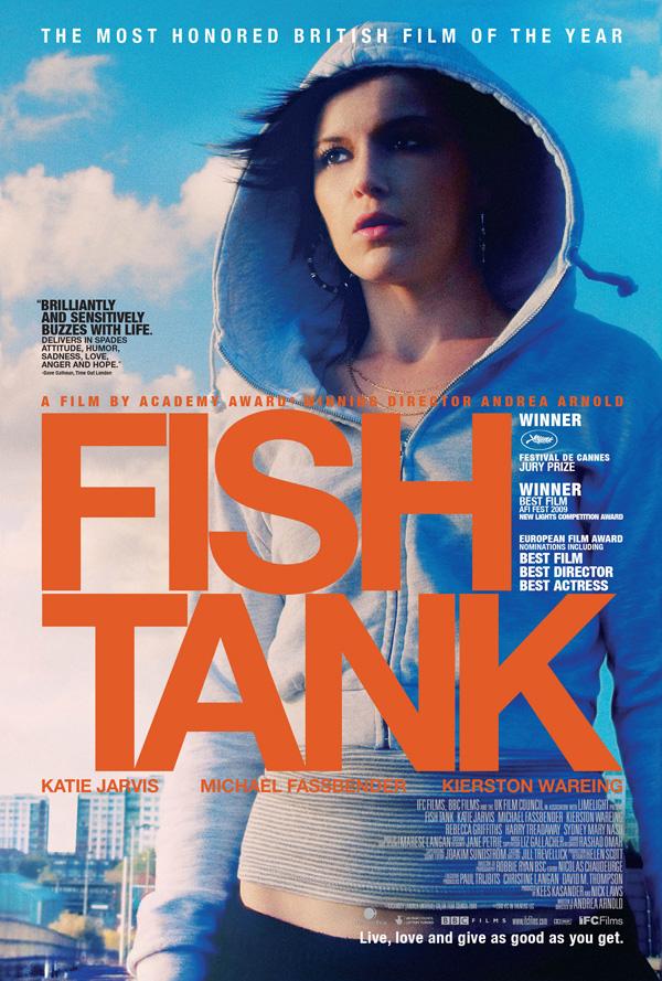 Fish Tank movie poster
