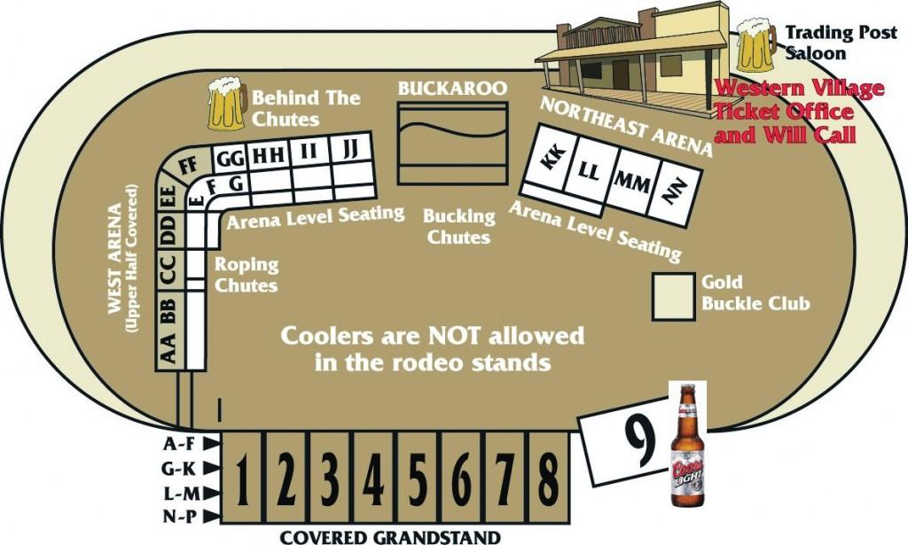 Rodeo Ticket Sales  Ordering Information \u2013 Ellensburg Rodeo