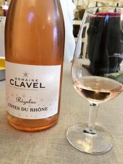 wine rosé Clavel_230916