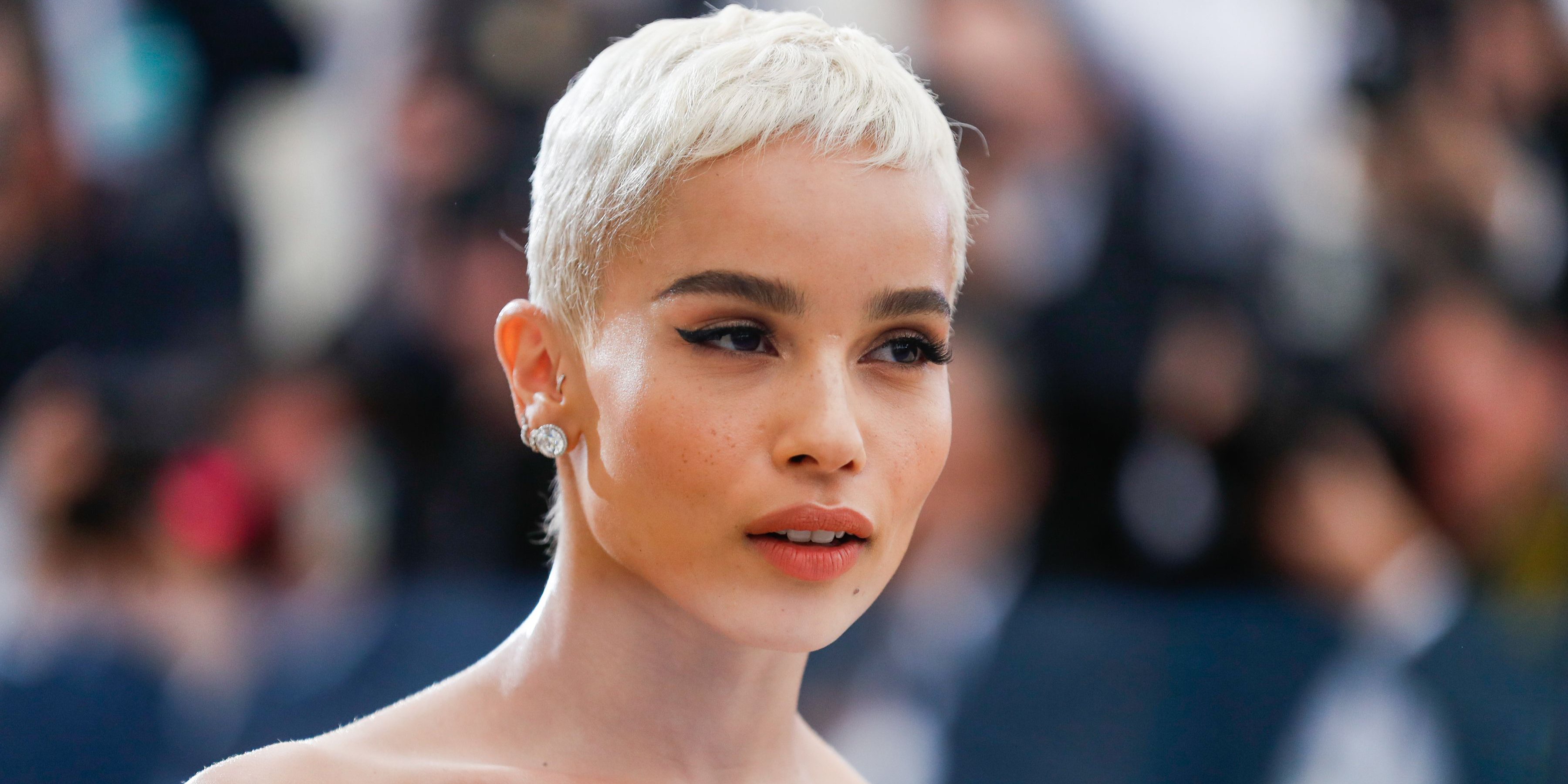 Coiffure Zoe Kravitz 29 Best Short Hair Styles Bobs Pixie Cuts And More